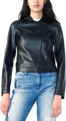 Куртка из искусственной кожи Armani Exchange 6XYB04-YNG2Z-1200 XS Черная (8052390929326)_2863146 от Rozetka
