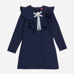 Акция на Платье Sofia Shelest Моника ПТ0549/ПТ0556 146 см Синее (2000060092043/2000060078061) от Rozetka