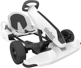 Карт Ninebot by Segway Gokart kit White (26.01.0000.40) от Rozetka