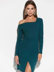Платье Karree Космо P1642M5178 M Темно-зеленое от Rozetka