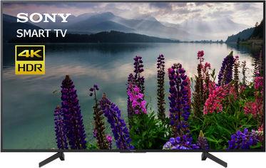 Акция на Телевизор Sony KD43XG7096BR Black от Rozetka