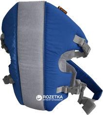 Акция на Сумка-кенгуру Bertoni (Lorelli) Discovery Blue (DISCOVERY-blue) от Rozetka