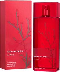 Акция на Парфюмированная вода для женщин Armand Basi In Red 100 мл (8427395940285) от Rozetka