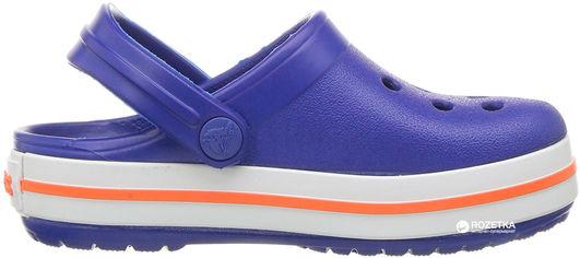Сабо Crocs Kids Jibbitz Crocband Clog K 204537-4O5-J1 32-33 20 см Фиолетовые (887350924831) от Rozetka
