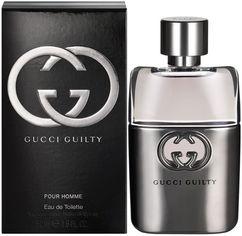 Акция на Туалетная вода для мужчин Gucci Guilty Men 50 мл (737052339207) от Rozetka