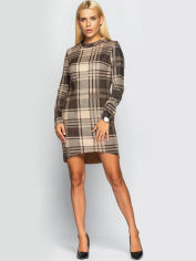 Платье Santali 4018 XL Коричневое (7000000042263) от Rozetka