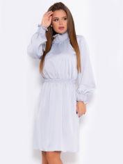 Платье ISSA PLUS 11064 XL Серое (2000149703723) от Rozetka