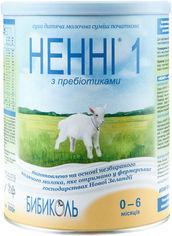 Акция на Сухая молочная смесь Нэнни 1 с пребиотиками 800 г (9421025232428) от Rozetka