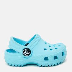 Сабо Crocs Kids Jibbitz Classic Clog K 204536-40M-C8 24-25 14.9 см Голубые (191448268036/9001054092509) от Rozetka