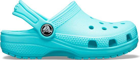 Сабо Crocs Kids Jibbitz Classic Clog K 204536-40M-C9 25-26 15.7 см Голубые (191448268043_9001054092608) от Rozetka