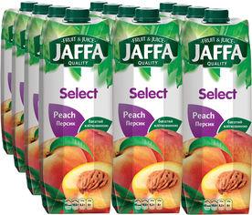 Акция на Упаковка нектара Jaffa Персиковый 0.95 л х 12 шт (4820003684924_4820192261067) от Rozetka