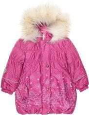Зимнее пальто Lenne Estella 19334/2610 116 см Малиновое (4741578394981) от Rozetka