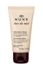 Акция на Крем для рук и ногтей Nuxe Reve de Miel Hand And Nail Cream Медовая мечта 50 мл (3264680010446) от Rozetka