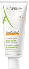 Акция на Молочко для тела A-Derma Exomega Control 200 мл (3282770110166) от Rozetka