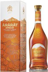 Акция на Напиток алкогольный крепкий ARARAT Apricot 0.5 л 35% (4850001005278) от Rozetka