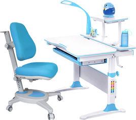 Акция на Комплект Evo-Kids Evo-30 BL + кресло Y-110 KBL от Rozetka