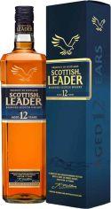 Акция на Виски Scottish Leader 12 лет выдержки 0.7 л 40% (5029704216864) от Rozetka