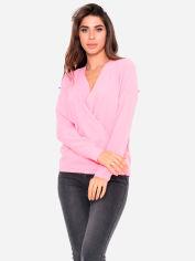 Блузка ISSA PLUS 11122 S Розовая (2000160271126) от Rozetka