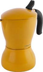 Акция на Гейзерная кофеварка Rondell Sole 450 мл (RDS-1116) от Rozetka