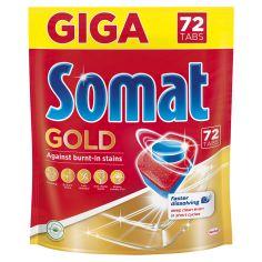 Акция на Таблетки для посудомоечной машины Somat Gold 72 шт (9000101321036) от Rozetka