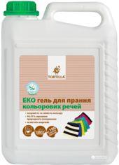 Акция на Эко гель Tortilla для стирки цветных вещей 5 л (4820178060226) от Rozetka