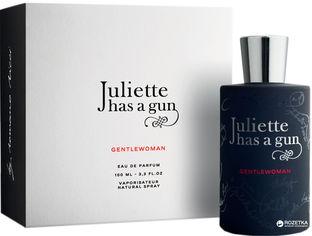 Акция на Парфюмированная вода для женщин Juliette Has A Gun Gentlewoman 100 мл (3770000002546) от Rozetka