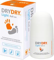 Дезодорант для тела Dry Dry Light Драй Драй Лайт 50 мл (7350061291040) от Rozetka