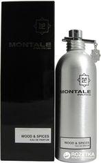 Акция на Парфюмированная вода унисекс Montale Wood & Spices 50 мл (3760260452151) от Rozetka