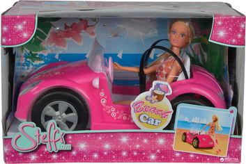 Кукла Штеффи и кабриолет Steffi Love Simba (5738332) от Rozetka