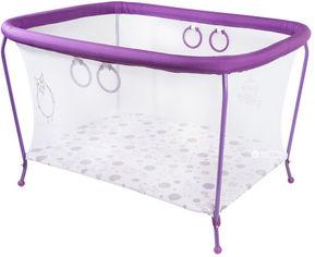 Манеж Ommi Classic New Фиолетовый (142892) от Rozetka