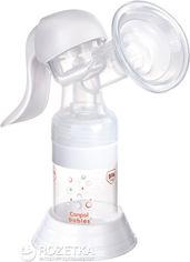 Молокоотсос Canpol Babies Basic ручного типа (12/205) от Rozetka