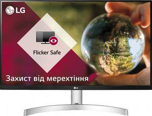 """Акция на Монитор 27"""" LG 27MK600M-W от Rozetka"""