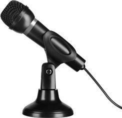 Микрофон SPEEDLINK Capo Black (SL-8703-BK) от Rozetka