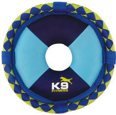 Игрушка для собак Zeus K9 Fitness Hydro 25 см Тканевое фризби (022517963579) от Rozetka