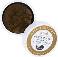 Акция на Гидрогелевые патчи для глаз с золотом и черным жемчугом Petitfee Black Pearl & Gold Hydrogel Eye Patch 60 шт (8809239801820) от Rozetka
