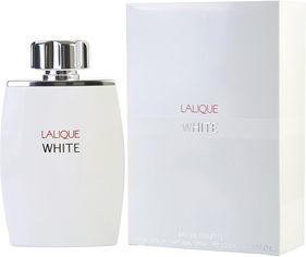 Акция на Туалетная вода для мужчин Lalique White 125 мл (3454960024021) от Rozetka