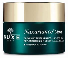 Акция на Ночной укрепляющий крем Nuxe Nuxuriance Ultra 50 мл (3264680016547) от Rozetka