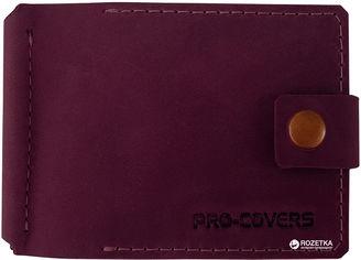 Акция на Зажим для денег Pro-Covers PC03980059 Бордовый (2503980059009) от Rozetka