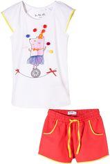 Костюм (футболка + шорты) 5.10.15 3P3604 92 см (5902361591126) от Rozetka