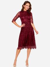 Платье Karree Шанти P1448M5011 M Бургунди (100010177) от Rozetka