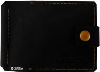 Акция на Зажим для денег Pro-Covers PC03980040 Черный (2503980040007) от Rozetka