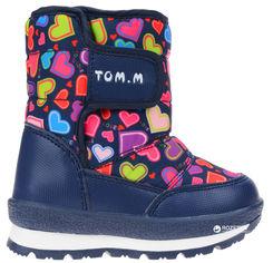 Дутики Tom.m 3561B 28 18 см Фиолетовые (2000000256825/2000000350684) от Rozetka
