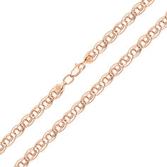 Акция на Цепь из красного золота 000141382 45 размера от Zlato