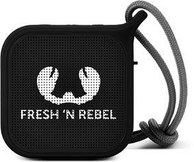 Акция на Акустическая система Fresh 'N Rebel Rockbox Pebble Small Bluetooth Speaker Ink (1RB0500BL) от Rozetka