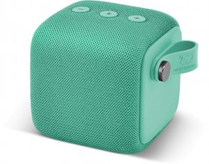 Акция на Акустическая система Fresh 'N Rebel Rockbox Bold S Waterproof Bluetooth Speaker Peppermint (1RB6000PT) от Rozetka