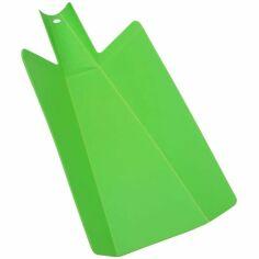 Акция на Складная разделочная доска Supretto, Зеленый (Арт. C456) от Allo UA