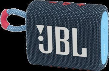 Акция на Jbl Go 3 Blue-Pink (JBLGO3BLUP) от Stylus