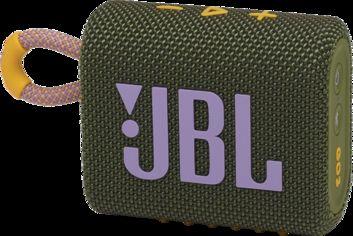Акция на Jbl Go 3 Green (JBLGO3GRN) от Stylus