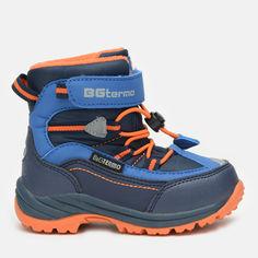 Акция на Ботинки B&G R20-202 27 17.6 см Синие (2000000406640) от Rozetka
