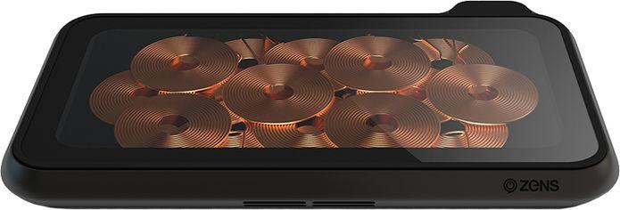 Акция на Зарядное устройство Zens Liberty 30W Glass Black (ZEDC09G/00) от Rozetka
